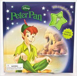 Peter Pan (Disney Charm Book)