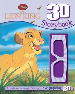 Lion King Disney 3D Story