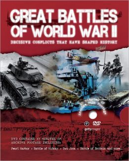 Great Battles Of WW II With Dvd