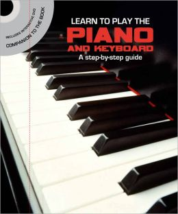 Learn To Play The Piano W/ DVD - Box Set