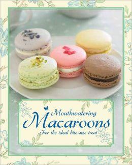 Padded Cake Books Macaroons
