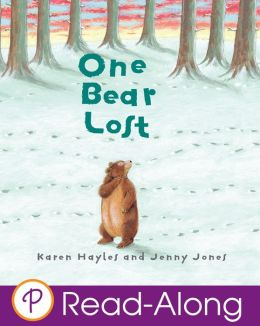 One Bear Lost (Parragon Read-Along)