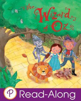 The Wizard of Oz (Parragon Read-Along)