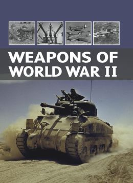 Weapons on World War 2