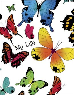 My Life-Butterfly Notebook