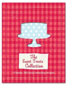 300 Recipe Slipcase - Sweet treats