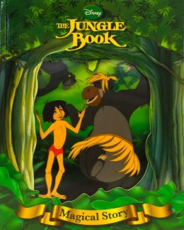 Jungle Book Disney Magical Lenticular