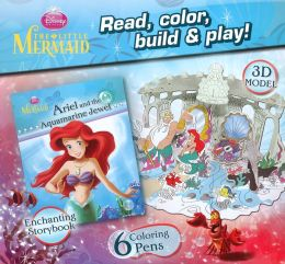 Ariel Disney Read, Play, Build Color
