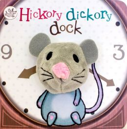 Little Learners Finger Puppet Hickory Dickory Dock