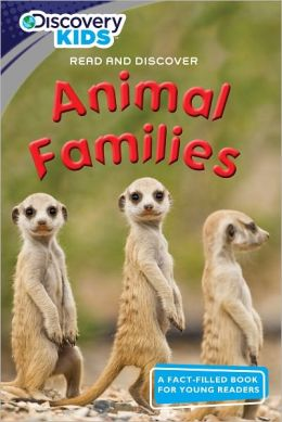 Discovery Kids Readers: Animal Families