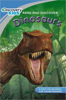 Discovery Kids Readers: Dinosaurs