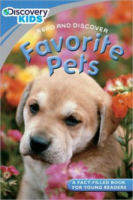 Discovery Kids Readers: Favorite Pets