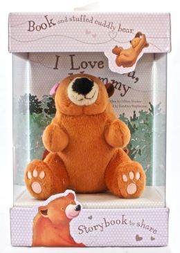 I Love You Mommy (Book & Plush)