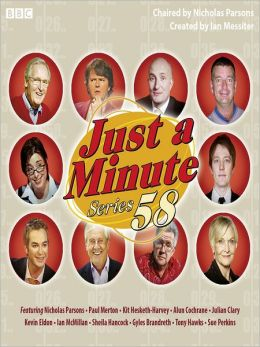 Just a Minute, Series 57, Episode 1: Part 1