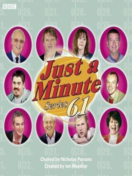 Just a Minute, Series 61, Episode 8