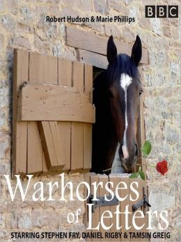 Warhorses of Letters, Episode 4