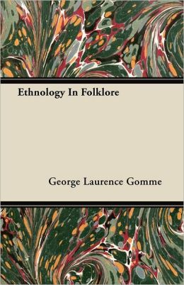 Ethnology In Folklore