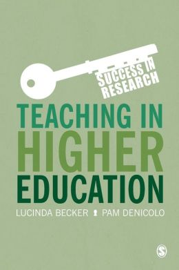 Teaching in Higher Education