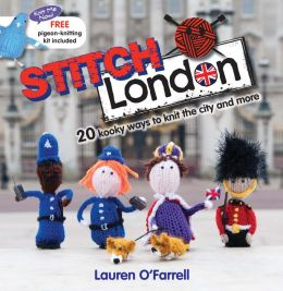 Stitch London: 20 kooky ways to knit the city and more