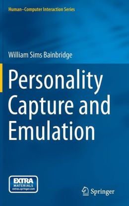 Personality Capture and Emulation