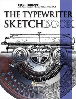 The Typewriter Sketchbook