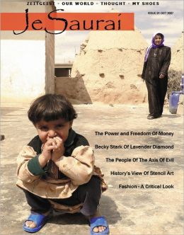 Jesaurai Issue 1 10/2007