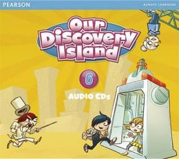 Our Discovery Island 2013 Audio Cd Level 6