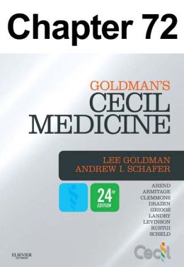 Acute Coronary Syndrome: Chapter 72 of Goldman's Cecil Medicine