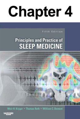 Daytime Sleepiness and Alertness: Chapter 4 of Principles and Practice of Sleep Medicine