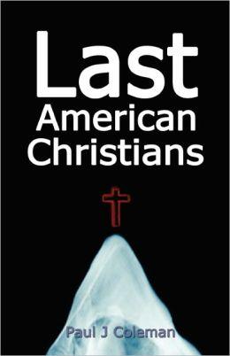 Last American Christians
