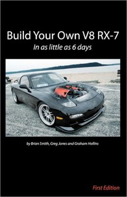 Build Your Own V8 RX-7