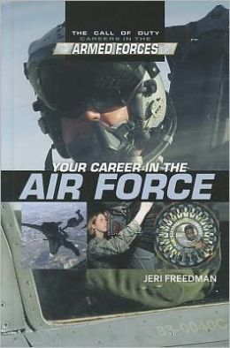 Your Career in the Air Force