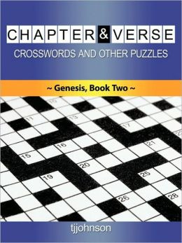 Chapter & Verse, Crosswords And Other Puzzles,