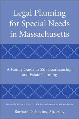 Legal Planning For Special Needs In Massachusetts