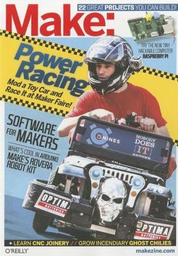 Make: Technology on Your Time Volume 33