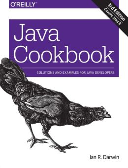 Java Cookbook