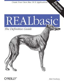 REALBasic: TDG: The Definitive Guide, 2nd Edition