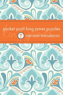 Pocket Posh King James Puzzles: The New Testament