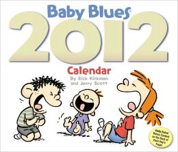 2012 Baby Blues Box Calendar