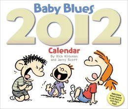 2012 Baby Blues Box Calendar
