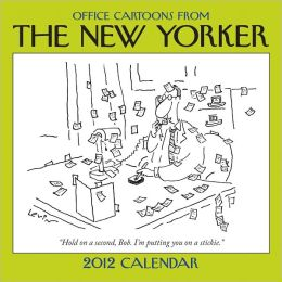 2012 Cartoons from The New Yorker Mini Wall Calendar