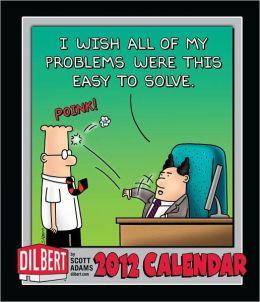 2012 Dilbert Weekly Planner Calendar