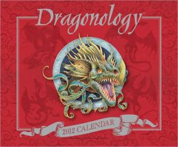 2012 Dragonology Wall Calendar
