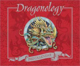 2012 Dragonology Wall Calendar
