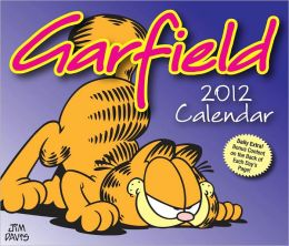2012 Garfield Box Calendar