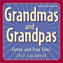 2012 Grandmas & Grandpas Box Calendar