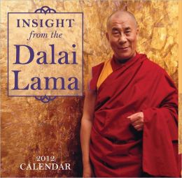 2012 Insight from the Dalai Lama Box Calendar