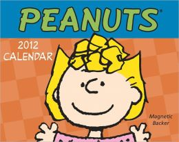 2012 Peanuts Mini Box Calendar