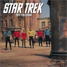 2012 Star Trek: The Original Series Wall Calendar