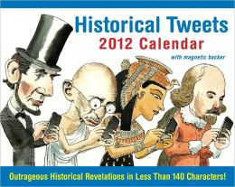 2012 Historical Tweets Mini Box Calendar
